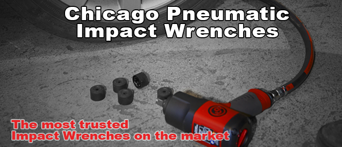 Impact Wrenches from Chicago Pneumatic